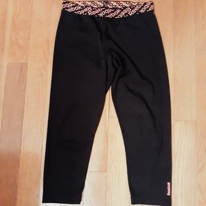 Reebok Athletic Work Out 7/8 Pants